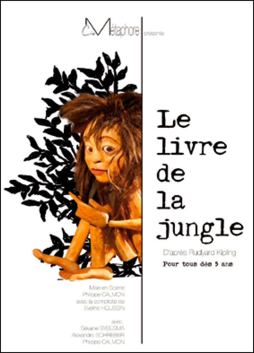 Spectacle Le livre de la jungle